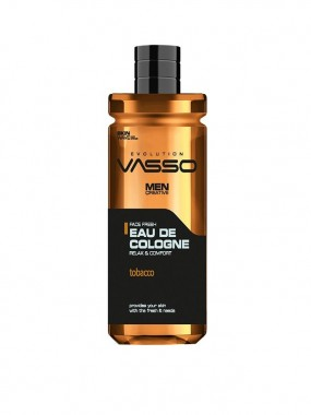 VASSO SKIN CARE EAU DE COLOGNE TOBACО