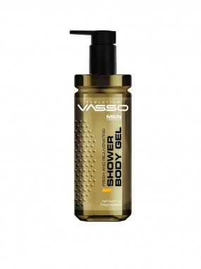 VASSO BODY SHOWER GEL REFRESHING FRAGRANCE
