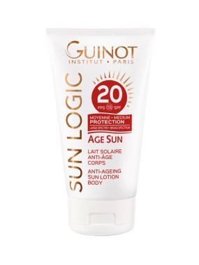 GUINOT AGE SUN LAIT SOLAIRE ANTI-AGE CORPS SPF20