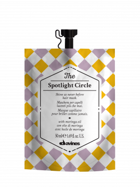 DAVINES Spotlight Circle