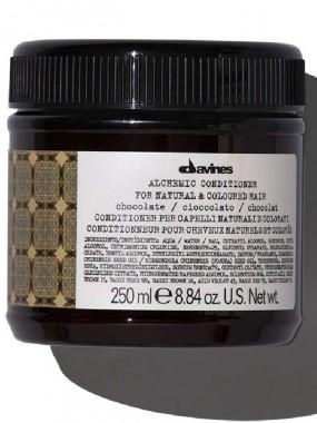 Davines Alchemic Conditioner Chocolate