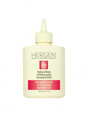 Bes Hergen R9 Active Treatment Exfoliating peeling