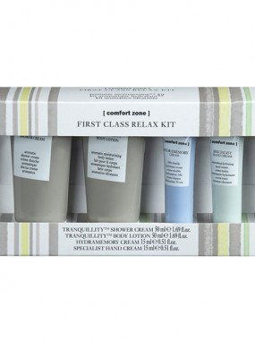 Comfort zone FIRST CLASS RELAX KIT