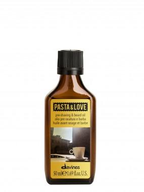 DAVINES PASTA&LOVE PRE-SHAVING & BEARD OIL