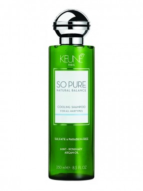 KEUNE SO PURE Natural Balance Cooling Shampoo