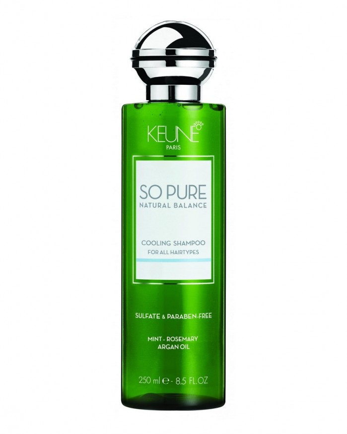 KEUNE SO PURE Natural Balance Cooling Shampoo