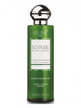 KEUNE SO PURE Exfoliating Shampoo