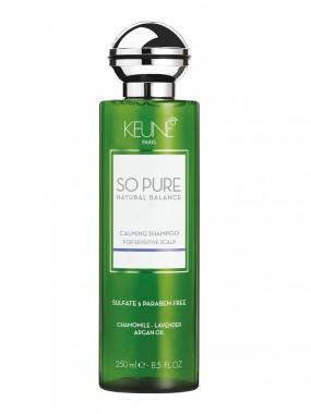 KEUNE SO PURE Calming Shampoo